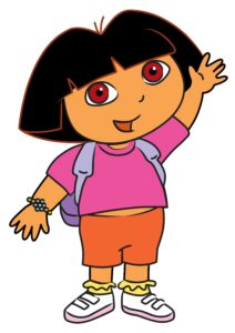 Explore Cryptocurrency like Dora