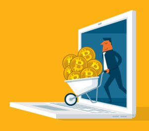 earning profitable with cryptocurrency