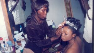 tara fela-durotoye makeup